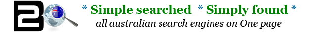 Startpage HomePage Australia 2befind WebSearch All Australian Search Engines on 1 page